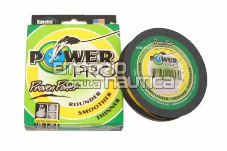 PowerPro 100yds 10Lb Moss Green MADE IN USA PowerPro 100yds 10Lb Moss Green MADE IN USA