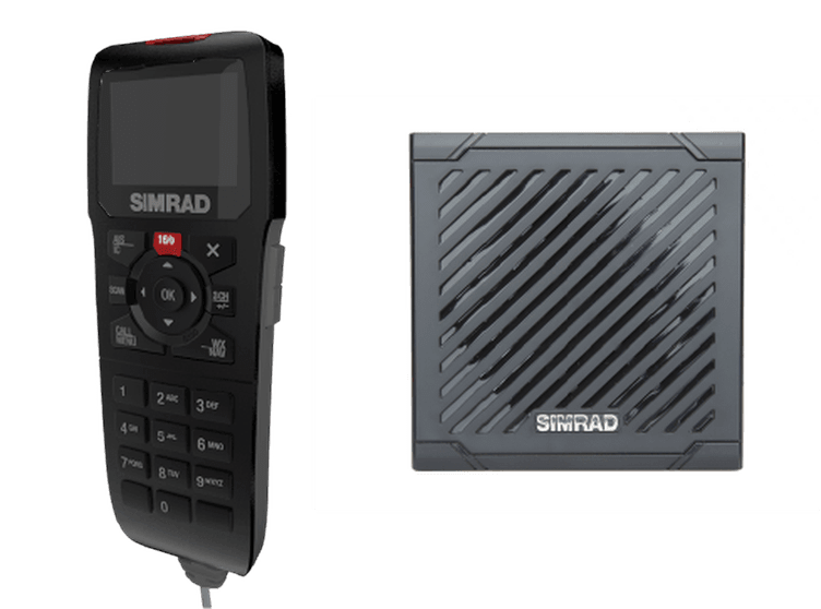 SIMRAD KIT SECONDA STAZIONE RS90 HANDSET & SPEAKER
