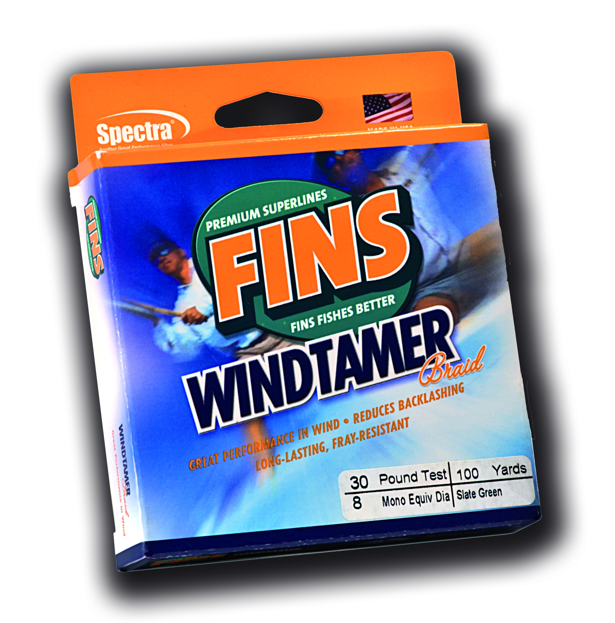 FINS WINDTAMER 150 YARDS