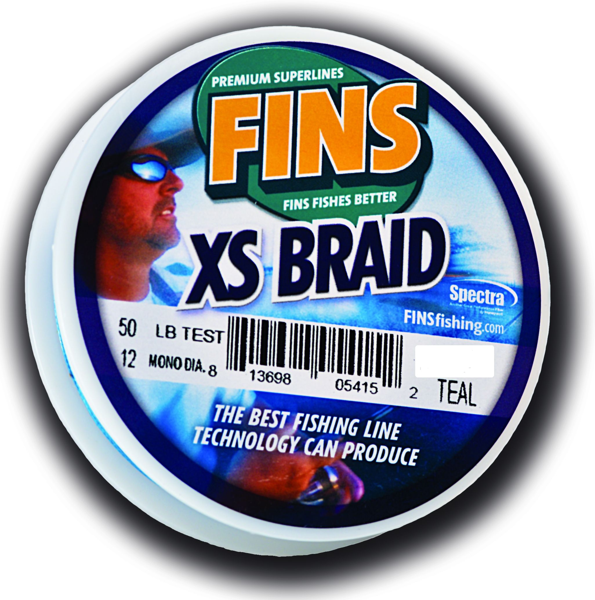 FINS XS BRAID 150 YARDS
