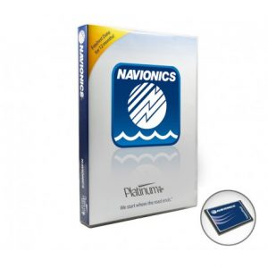 Navionics Platinum+ XL3 Compact Flash